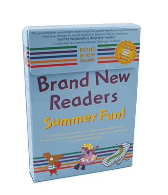 Brand New Readers Summer Fun! By Martin, David/ Remkiewicz, Frank (ILT)/ Webster, Christine/ Nihoff, Tim (ILT)/ Root, Phyllis